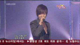 [090313 Live] Sorry Sorry + Why i like you - Comeback Stage - Super Junior [HD]