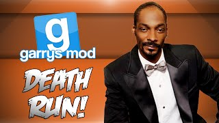 GMod Deathrun! - Snoop Dogg, Minesweeper, Big Fan & More! (Funny Moments)