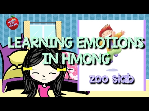 Image result for learning emotions in hmong