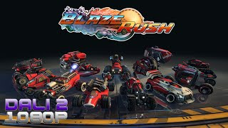 BlazeRush PC Gameplay FullHD 1080p
