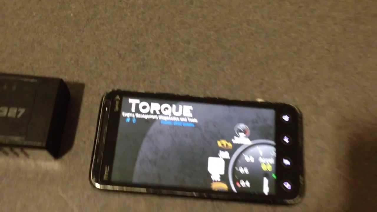 Torque Pro Scan Tool App Review