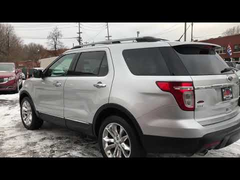 2014 Ford Explorer Used Cleveland,OH Diversified Auto Sales