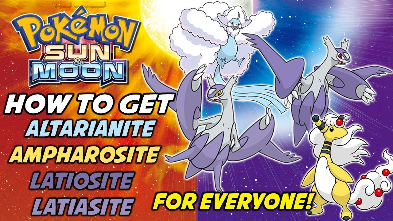 how to get lopunnite in ultra sun