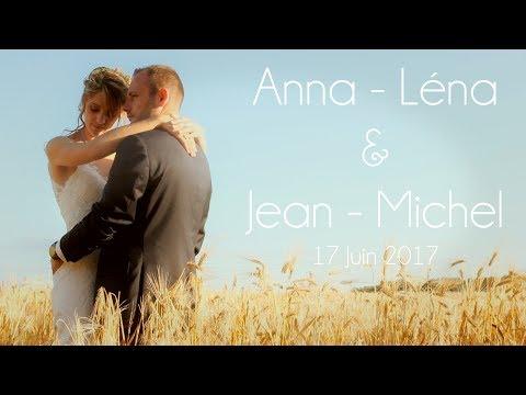 Anna-Léna & Jean Michel, un mariage romantique au manoir de mon père.