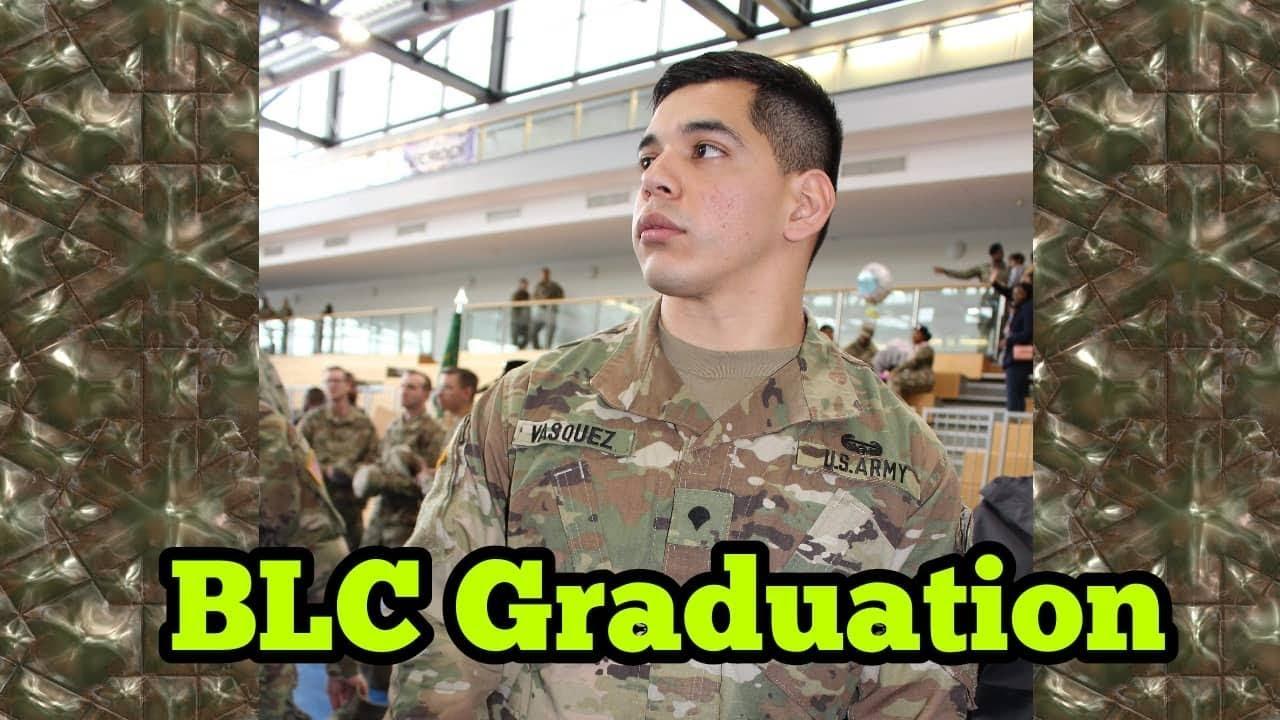 Andy Graduated BLC | Grafenwohr Germany