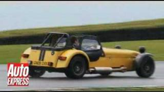 2008 Caterham R500 Videos