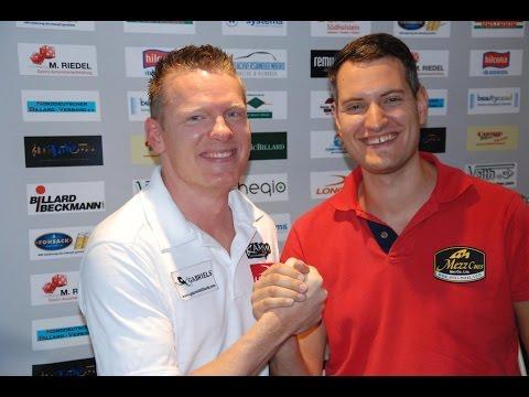 Niels Feijen (NL) v Sebastian Ludwig (GER) | Pinneberg Open 2016 | Semi-Final