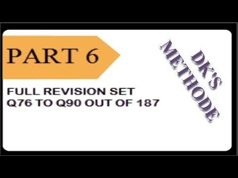 PROFIT & LOSS Full ASSIGNMENT Q76 TO Q90 OF 187 (PART 6) FOR SSC CGL CHSL IB MAT CAT IBPS SBI RRB