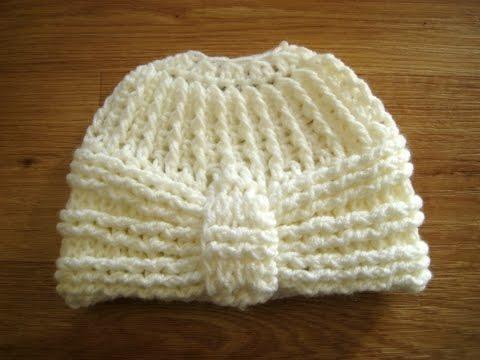 Hat Crochet Pattern Youtube