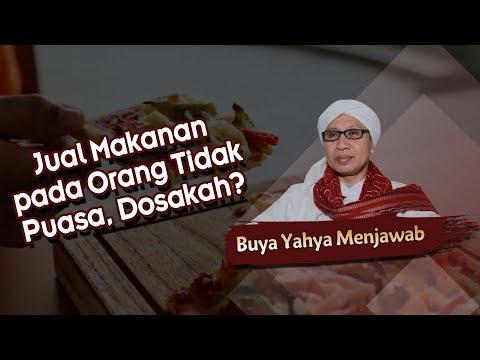 Download KH. Zainul Ma'arif (Buya Yahya) - Dosakah Jual Makanan pada Orang Tidak Puasa ? -  MP3 & MP4