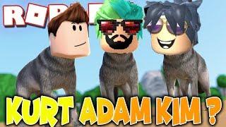 KURT ADAM K-M ? ROBLOX T-RK-E . un loup ou autre