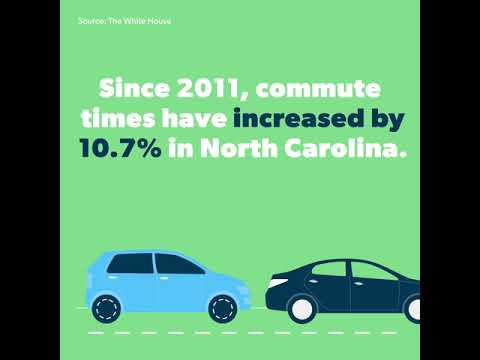 The American Jobs Plan - Bridges in North Carolina