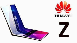 Huawei Foldable Smartphone with Flexible Display 2018!!!!