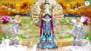 Ở Trong Nhà Nghe Kinh Phật Tai Qua Nạn Khỏi  Bệnh Tật Tiêu Trừ Gia Đạo Bình An
