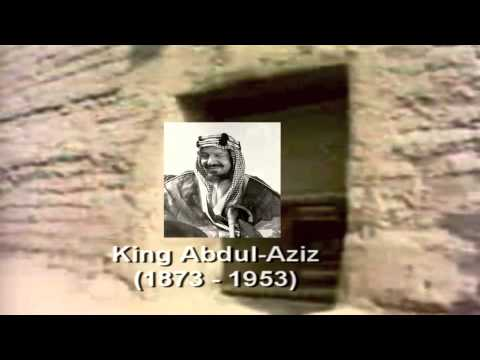 King Abdulaziz - The first monarch of Saudi Arabia
