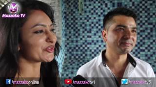 Mazzako Guff || Jharana Thapa and her Husband Sunil Kumar Thapa || Mazzako TV
