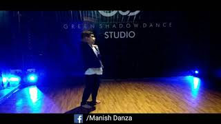 Dhadak - | Contemporary Dance Choreography | Vihaan