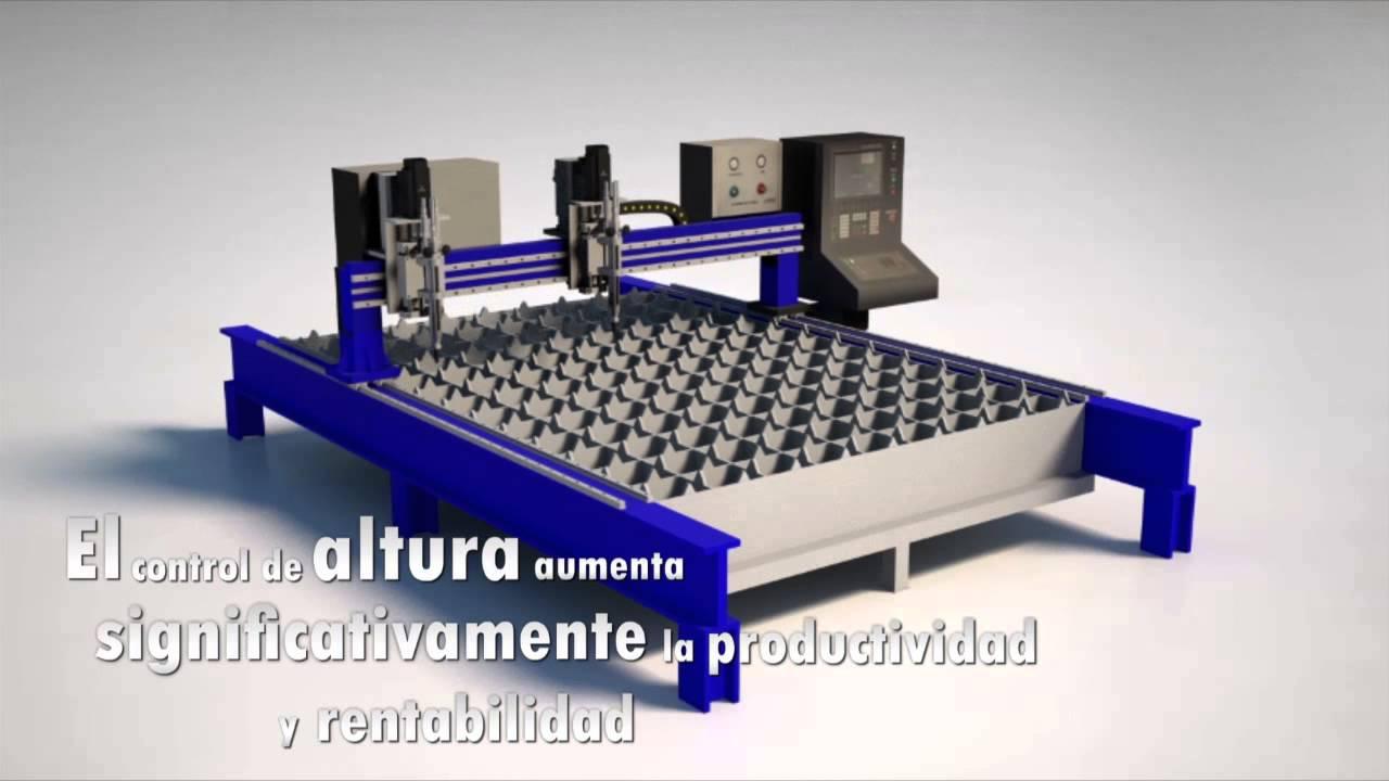 Mesa de corte por plasma extreme codinter youtube - Mesas de television de plasma ...
