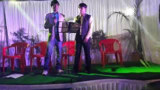 Mahi barman Tujh sang preet lagayee sajana karaoke song.mob.9617219472
