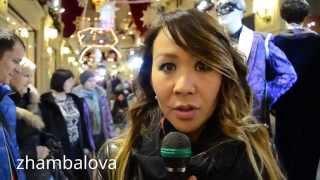 Москва глазами бурятки (шовинизма нет) Хорло - врач-тибетолог