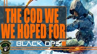 Call Of Duty Black Ops 3 - Is Black Ops 3 The COD We Hoped For? My Early Review & Combat Record