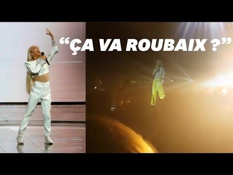 Bilal Hassani confond Roubaix et Dunkerque