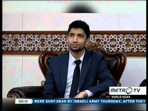 World News U.S. Envoy to OIC Summit – Metro TV (17/03/16)