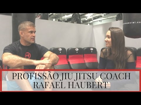 Profissões em DUBAI!  JIU JITSU COACH com RAFAEL HAUBERT!