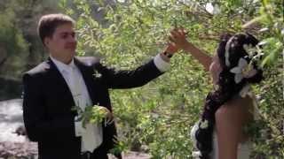 Коля и Мила. Свадебный клип (21.04.2012)