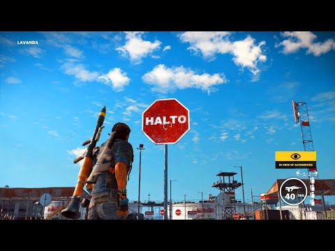 Just Cause 3 [Part 28] - Halto's Famously Personified Porto Grande!
