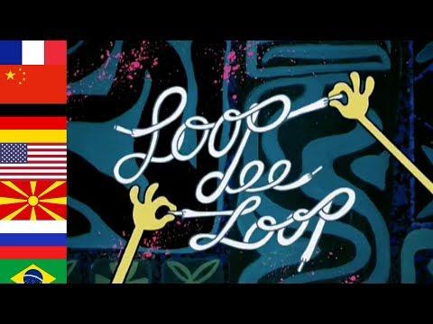 'Loop De Loop' In 28 Different Languages