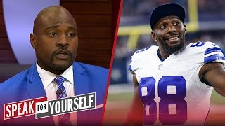 Wiley and Whitlock react to Dez Bryant's 1-year deal with the Saints  | NFL | SPEAK FOR YOURSELF
