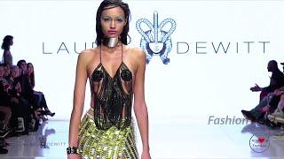 Dia Mirza Walks For Anju Modi   India Couture Week 2017