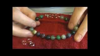 How to Make a Beaded Bracelet with Crimp Beads