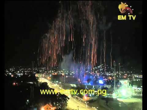 XV Pacific Games Closing Ceremony | Port Moresby