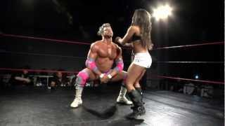 Robbie E vs Rosita in a dance off...From FWE The Big Kabosh