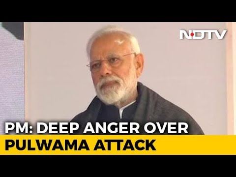 "PM Modi Says Those Behind Pulwama Attack ""Have Made A Huge Mistake"""