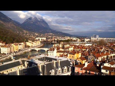 Découverte : la belle histoire de Grenoble