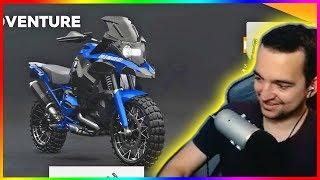 THE CREW 2 - SUMMIT TYGODNIOWY I NOWY ZAJEBISTY MOTOCYKL!