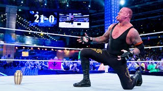 Gambar cover The Undertaker's legendary WrestleMania Undefeated Streak: WWE Playlist