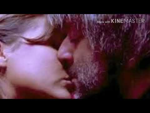 Lara dutta lip kiss
