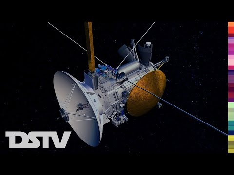 CASSINI SOCIAL - NASA SCIENCE LECTURE ABOUT THE CASSINI SPACECRAFT