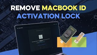 How to Remove MacBook ID Activation Lock by T203