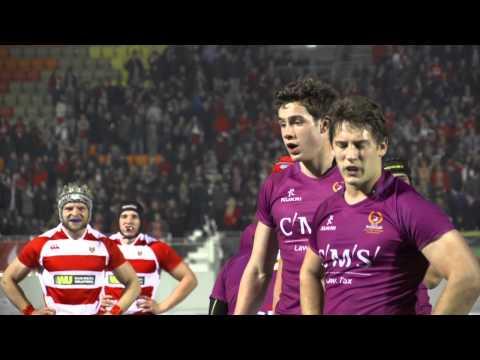 Varsity 2014 - Rugby - UCLU vs KCLSU