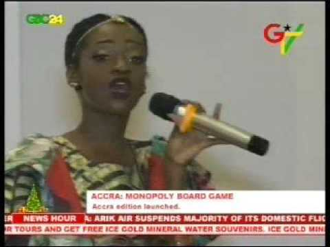Launch Of Monopoly Game In Accra