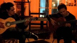 """La Partida"" duo avec Aziz Andry & Jorge Castaneda"
