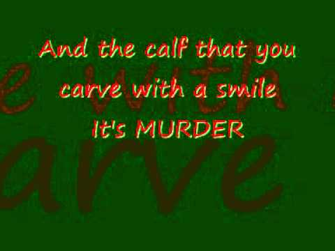 The Smiths - Meat is Murder [Lyrics]