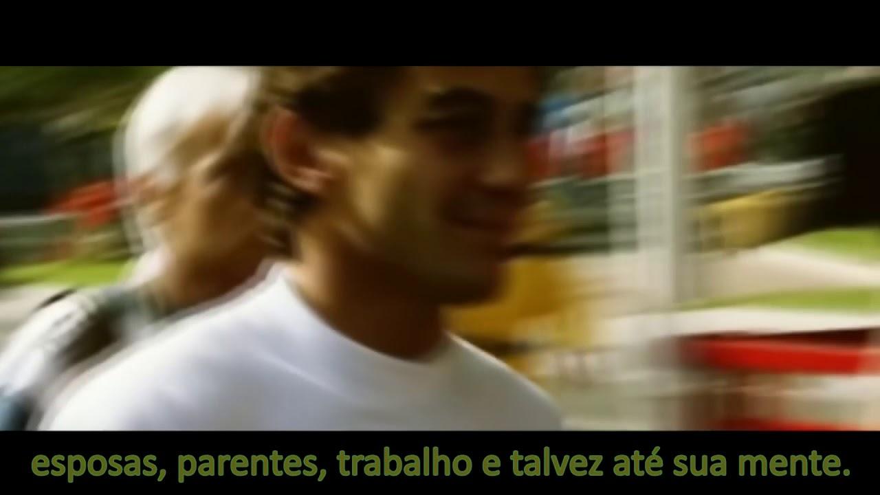 Immortal Ayrton Senna Motivational Video Legendado
