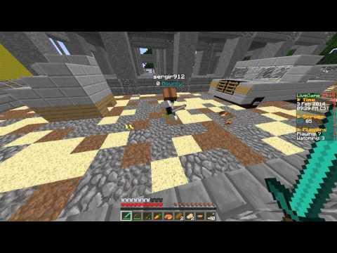Minecraft Survival Games - MCSG | Del 1