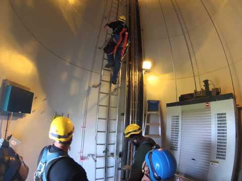 TSTC Turbine Climb (Part 2 of 6)